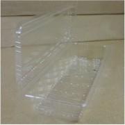 ボックス 寿司/タルト/ウェスト・ポイント 梱包箱 食品グレードの材料 プラスチック