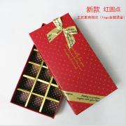 オプションのマルチワイド不可欠紙包装箱、ハイグレードのチョコレートの包装、ギフト/バレンタインデー/ビジネス