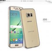 SAMSUNG Galaxy S7 edge 専用 TPUカバー TPUケース 柔らかいケース デコケース