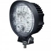4英寸27W圆形汽车Led工作灯聚光12V 24V 4x4 4WD SUV 卡车 越野灯