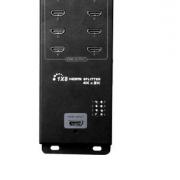 ワンポイント8 HDMIのサポート4K*2KのHDMIスプリッタ183D支持壁ディスペンサーへ