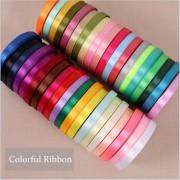 ユニバーサルギフトリボンスプールカラフルなリボンウエストポイントのギフトボックス/スカーフ/出産祝いのパッケージには、13色選択します