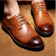 卸 本革二層牛皮BULLOCK ビジネスシューズ 紳士靴 カジュアル メンズ   結婚式 ジェーシークルーガー 仕入れ ebuyer01100