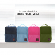 卸し 旅行用 靴収納バッグ 3足収納可能 アレンジケース 靴入れ カバン 鞄収納 小物収納 シューズケース トラベルポーチ 手持ちバッグ ポーチ 旅行バッグ 仕入れebuyer00314