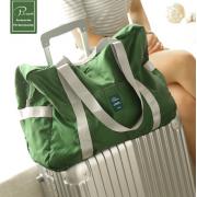 折りたたみバッグ 旅行バッグ スーツケース対応  卸 キャリーオンバッグ キャリーに通せる多機能  トラベルバッグ キャリーケース 仕入れebuyer01308