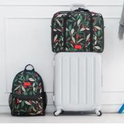 スーツケース対応 折りたたみバッグ旅行かばん 便利 グッズ 卸し  キャリーケース 大容量 収納 仕入れebuyer01327