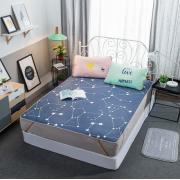 敷きパッド アウトラスト 接触冷感 シングルサイズ 卸  冷感パッド マット 涼感寝具  仕入れebuyer02309