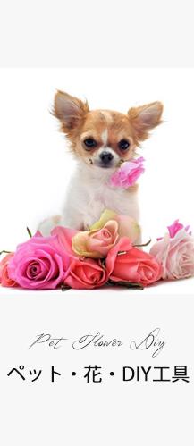 ペット用品花DIY工具 仕入れ卸サイト画像